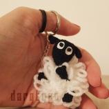 ключодържател овчица