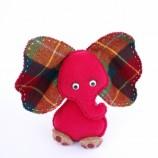 Фло - мека играчка, слонче