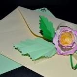 Плик за картичка и пожелания