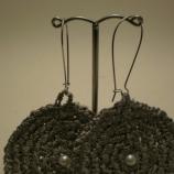 плетени обици