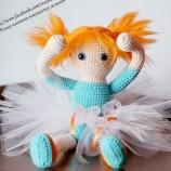 Амелия - кукла на една кука