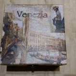 Дървена кутия Венеция