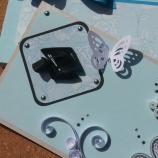 квилинг картичка с кутийка