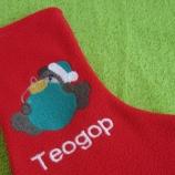 Коледни чорапчета за лакомства