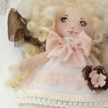 Мини кукла - Мари