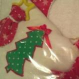 Коледен комплект бебе