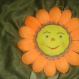Слънчоглед пано за стена