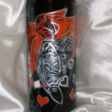 Арт бутилка