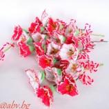 Мартеничка - Покълващо цвете
