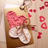 Мини картичкa - tag за подаръk