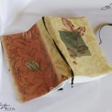 Текстилна подвързия за книга