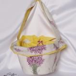 Текстилна кошничка