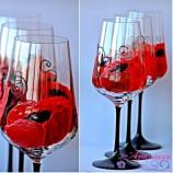 Чащи за червено вино