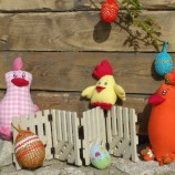 Слънчеви кокошчици