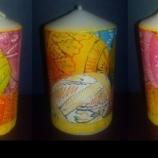 Великденски свещи