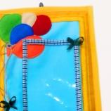 Текстилна рамка за снимка