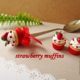Мъфини с ягода