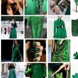 Сублимация - Зелена фантазия