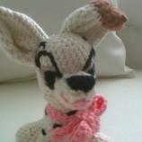 Ръчно плетена кукла играчка Кученцето Джина