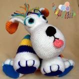 Плетено кученце Рошко