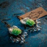 Minty earrings