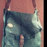 Чанта от естественна кожа