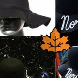 Дамска черна шапка от филц с надпис по желание