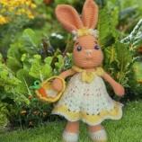 Плетено зайче