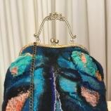 Чанта от вълна Пеперуда