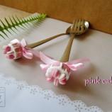 Торта в розово