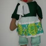 Ръчно изработена кукла - ЕМИ