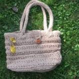 Ръчно плетена чанта