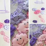 Декорация за детска стая - облаче