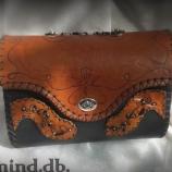 Дамска кожена чанта ''MOODS''