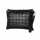 Clutch Sq-black #05