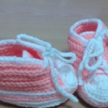 Бебешки/Детски плетени маратонки