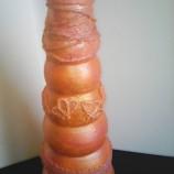 Златно-розова ваза
