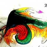 buy Ръчно декорирано бомбе in Bazarino