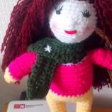 Плетена кукла (Сладка Къдравелка)