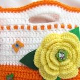 Плетена детска чантичка