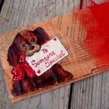 Картичка / Плик за паричен подарък