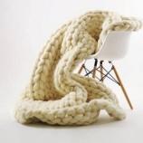 Одеяло едра плетка 100х130 см