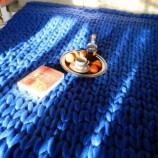 Одеяло едра плетка 140x200cm