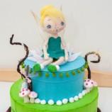 Торта от плат с любимия анимационен герой