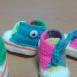 buy Бебешки/детски плетени шарени кецове in Bazarino