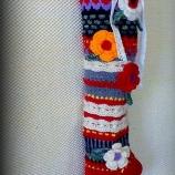 Ефектни дамски дълги чорапи