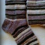 Вълнени ръчно плетени чорапи/ мъжки/