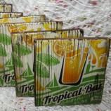 Подложки за чаши Тропикал
