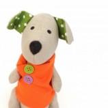 Кученце от текстил