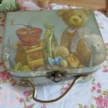 Кутия-куфарче Мечо, моят приятел